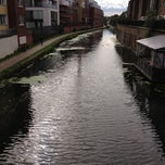 Photo taken at Grand Union Canal -  Maida Hill by Chris B. on 7/15/2012