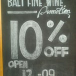 Photo taken at Bali Fine Wine by Winda A. on 10/2/2011