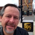 Photo taken at UPS Drop Box by MisterMike202 on 3/5/2012