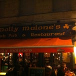 Photo taken at Molly Malone's by Jeremy T. on 1/8/2011