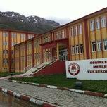 Photo taken at Senirkent Meslek Yüksekokulu by Emre on 5/19/2012