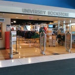 Photo taken at BGSU Bookstore by Jeff N. on 3/8/2011