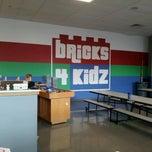 Photo taken at Bricks 4 Kidz by Nate D. on 6/25/2012