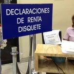Photo taken at Dirección General de Ingresos by Pepper P. on 1/6/2012