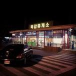Photo taken at 목감휴게소 by Hak-Joon L. on 5/12/2012