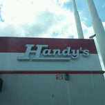Photo taken at Handy's Phillips 66 by Char S. on 8/2/2012