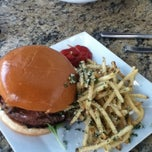 Photo taken at Village Burger Bar by Phil A. on 6/15/2012