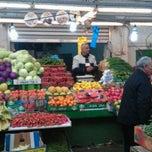 Photo taken at Petach Tikva Market (שוק פתח תקוה) by Meidad H. on 1/19/2012