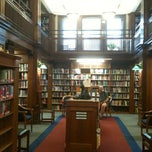 Photo taken at Eldredge Public Library by Alison on 8/6/2012