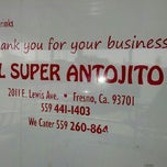 Photo taken at El Super Antojito-Taco Truck by David J. F. on 4/29/2012