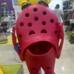 Photo taken at Crocs Store Kelapa Gading by Mulawarman A. on 7/14/2012