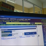 Photo taken at Harmony Driving Academy Sdn Bhd by Wowwa Ismail on 4/14/2012