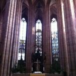 Photo taken at St. Sebald by Hyoung Chul L. on 2/1/2012