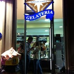 Photo taken at Gelateria Quaranta by Francesco P. on 10/3/2011