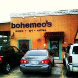 Photo taken at Bohemeo's by carlos v. on 7/9/2012