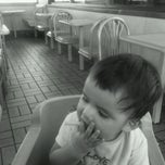 Photo taken at Burger King by Julie N. on 9/11/2011
