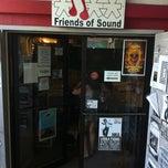 Photo taken at Friends of Sound by Frank  V. on 8/14/2011