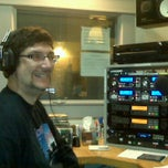 Photo taken at WFHB Firehouse Broadcasting by Kate O. on 2/17/2011