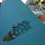 Photo taken at Restaurante Sabor do Mar by Henrique N. on 6/2/2012