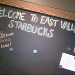 Photo taken at Starbucks by Kate T. on 8/30/2012
