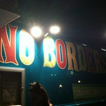 Photo taken at No Borders Food Truck by Krystle M. on 10/29/2011