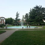 Photo taken at Parco di Rovellasca by Matteo D. on 6/28/2012