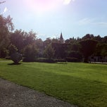 Photo taken at Stadtpark by Danijel S. on 6/5/2011