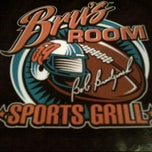 Photo taken at Bru's Room Sports Grill by Bryan M. on 9/30/2011