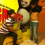 Photo taken at Golden Screen Cinemas (GSC) by ♭Ξ ℳ♭Ξ Ƙ ™. on 12/26/2011