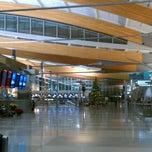 Photo taken at RDU - Terminal 2 by Josh S. on 12/24/2011