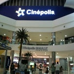 Photo taken at Cinépolis by Luis T. on 5/15/2012