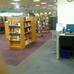 Photo taken at Arlington Heights Memorial Library by Dimitri R. on 9/10/2012