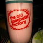 Photo taken at The Old Spaghetti Factory by Danika D. on 7/23/2012