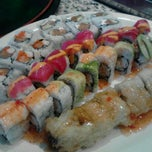 Photo taken at Kamida Sushi by Nikki B. on 5/4/2012