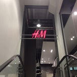 Photo taken at H&M by Matilde B. on 4/29/2012