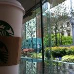 Photo taken at Starbucks by Kristin B. on 4/18/2012