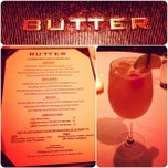 Photo taken at Butter by Stephanie C. on 8/6/2012