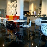 Photo taken at cafe klana beach Resort by NAQSZADA on 7/19/2012