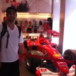 Photo taken at Ferrari Store by Shyawn K. on 9/14/2011
