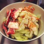 Photo taken at Sushi Tai by Rene G. on 5/23/2012