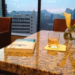 Photo taken at Westin Chosun Executive Lounge by Jay M. on 3/7/2012