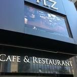 Photo taken at Flz Cafe & Restaurant by Gökhan G. on 5/22/2012