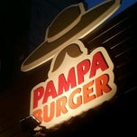 Photo taken at Pampa Burger by Kelly W. on 11/6/2011