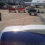 Photo taken at Kulula MN107 JNB CPT by Franco R. on 9/8/2011