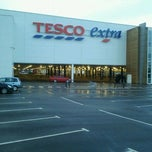 Photo taken at Tesco Extra by Philip L. on 12/15/2011