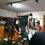 Photo taken at WFNX Music Department by Kim T. on 7/16/2012