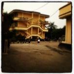 Photo taken at Danau Indah Hotel by Syekh C. on 4/25/2012