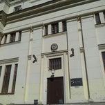 Photo taken at Русгидро by Lev V. on 6/21/2012