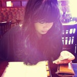 Photo taken at Sushi One by Mira T. on 4/8/2012