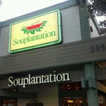 Photo taken at Souplantation by Daniel N. on 7/16/2012